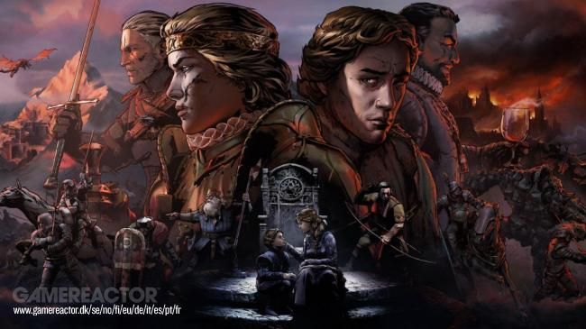 Thronebreaker: The Witcher Tales uudessa trailerissa
