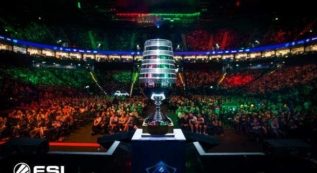 ESL One is heading to Mumbai in April