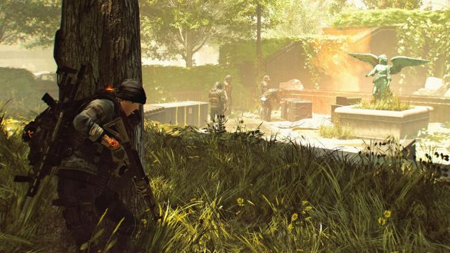 The Division 2, arvioversion ensitunnelmat
