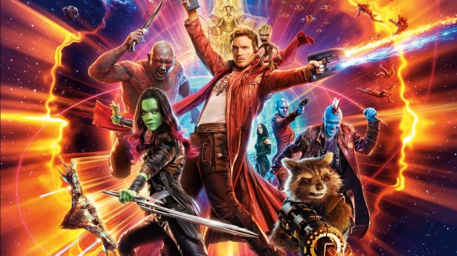 James Gunn palasi Guardians of the Galaxy 3:n pariin