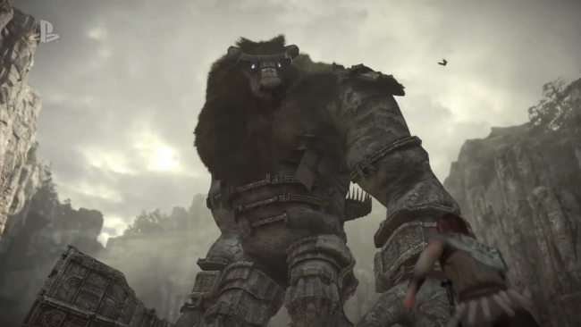 Shadow of the Colossus Remake sai trailerin Tokyo Game Show'ssa