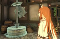 SPICE AND WOLF VR