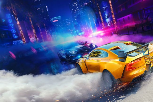 Need for Speed Heatin pelattavuus esillä Gamescomissa