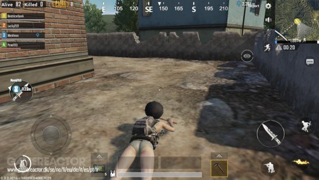 PlayerUnknown's Battlegrounds (iOS/Android)