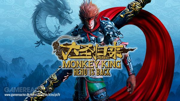 Monkey King: Hero is Back ulos lokakuussa