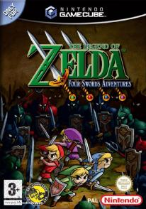 The Legend of Zelda Four Swords Adventures