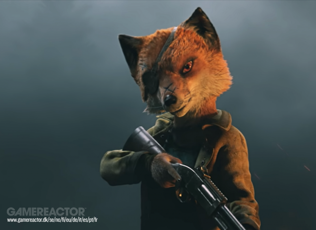 Mutant Year Zero: Road to Eden tulossa Switchille