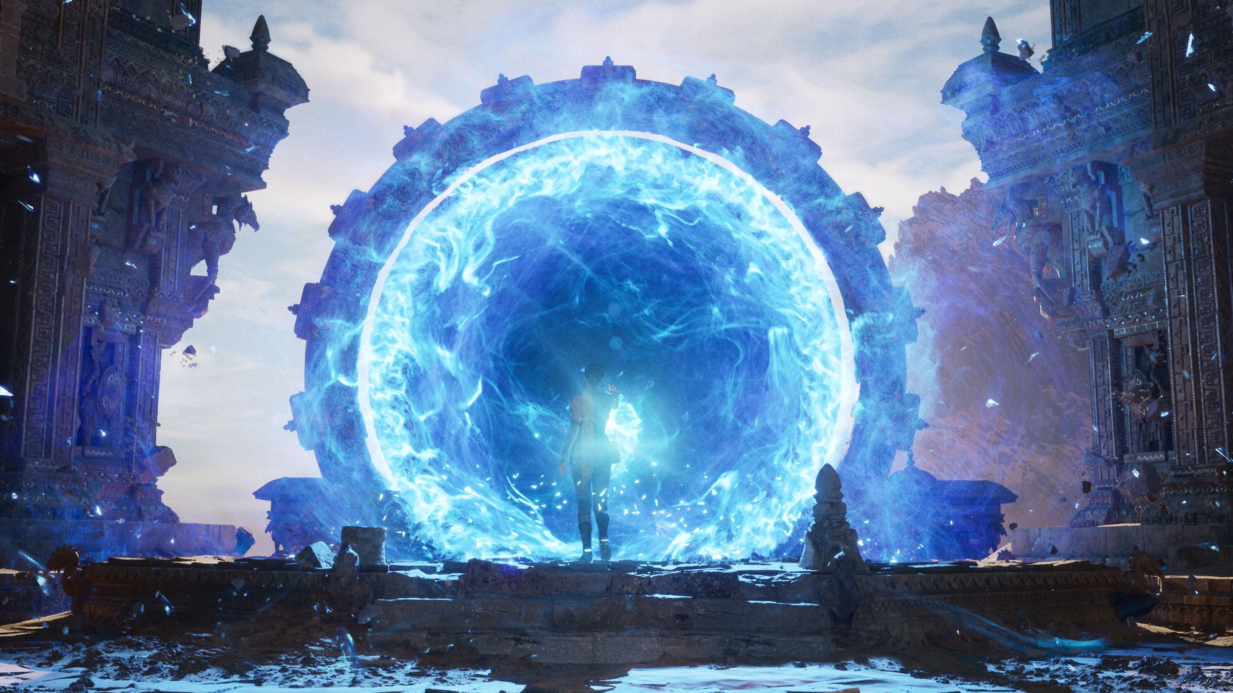 Unreal Engine 5 -demo vaati yhtä paljon GPU-tehoa kuin ...