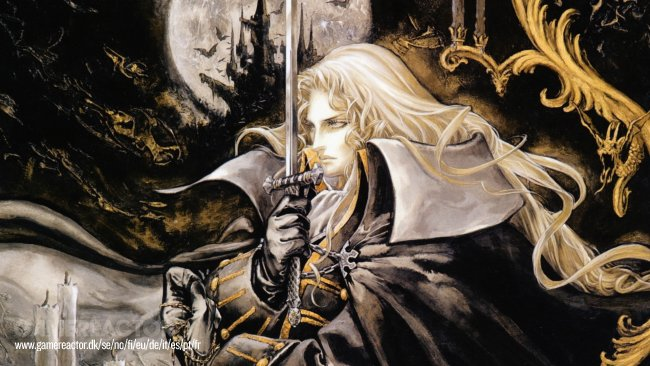 Castlevania Requiem: Symphony of the Night tulossa PS4:lle?