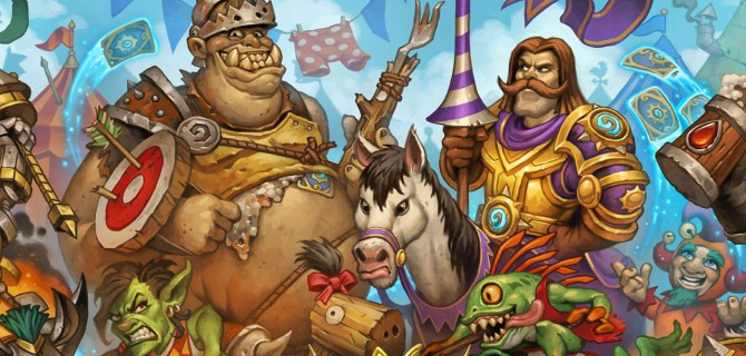 Hearthstone: Heroes of Warcraft - The Grand Tournament