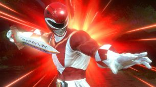 Power Rangers: Battle for the Grid League on alkanut