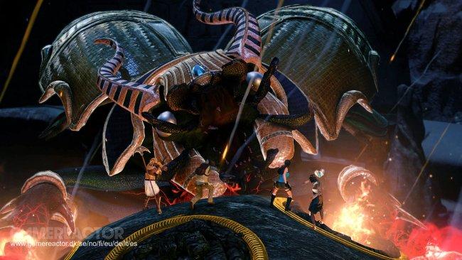Lara Croft and the Temple of Osiris