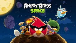 Angry Birds Space