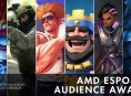 BAFTA AMD Esports Audience Award nominations revealed