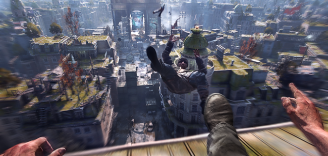 Techland testaa Ray Tracingia Dying Light 2:ssa
