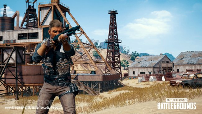 Katso PlayerUnknown's Battlegroundsin videoarvio