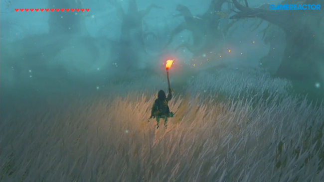 Näin löydät Lost Woodsin läpi Zelda: Breath of the Wildissa