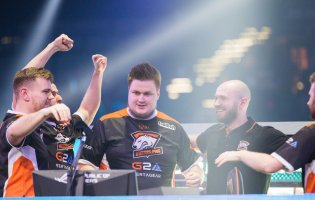 Virtus Pro win the DreamHack Masters Las Vegas