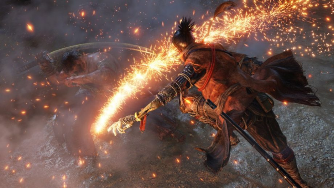 From Software ei tee Sekiro: Shadows Die Twicea helpommaksi