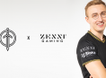 Goldenglue erosi Golden Guardians -joukkueesta
