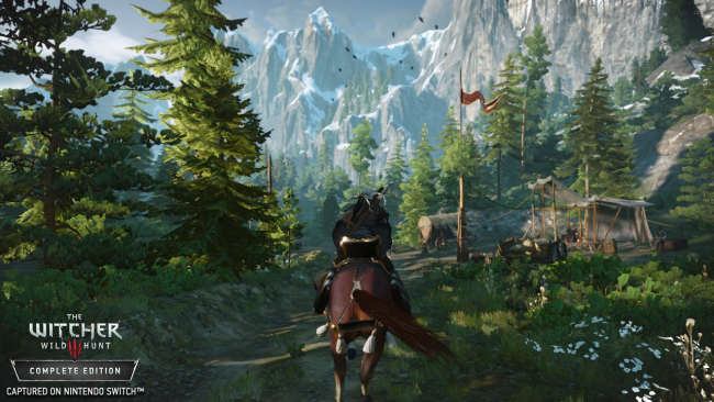 The Witcher 3: Wild Hunt (Nintendo Switch)