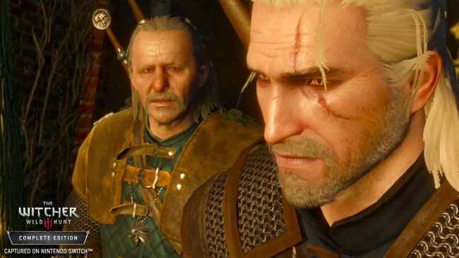 The Witcher 3: Wild Hunt Nintendo Switchille lokakuussa
