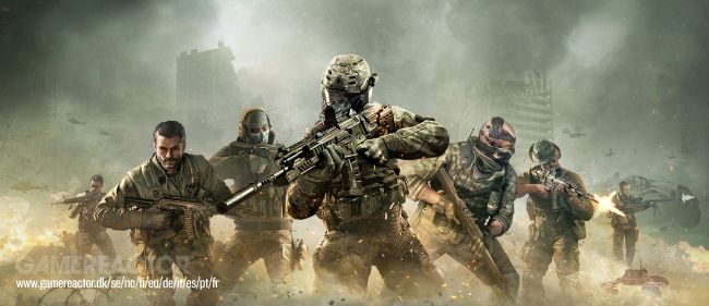Call of Duty: Mobile saa oman Battle Royalensa