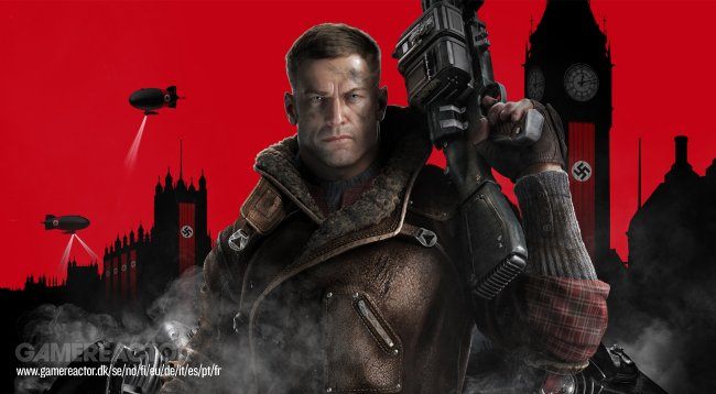 Wolfenstein II on oleva Xbox Play Anywhere -peli