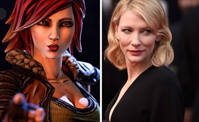 Cate Blanchett on Borderlands-elokuvan Lilith