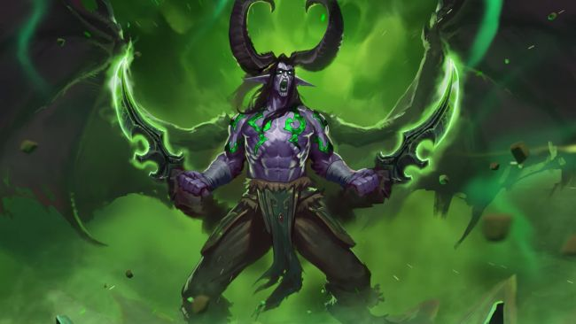 Hearthstone: Demon Hunter
