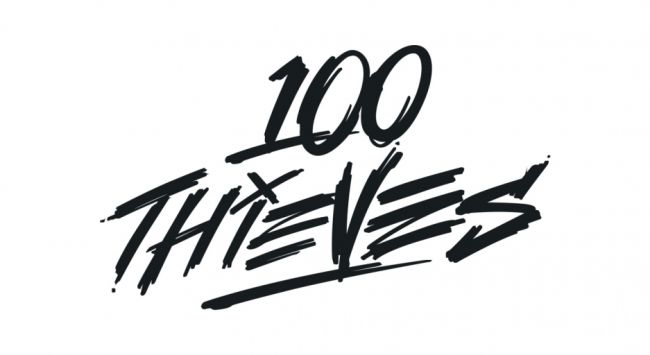100 Thieves mukaan Creative Arts Agencylle