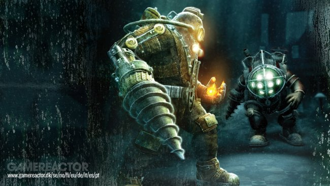 Bioshock: The Collection toistamiseen listakärkeen Iso-Britanniassa