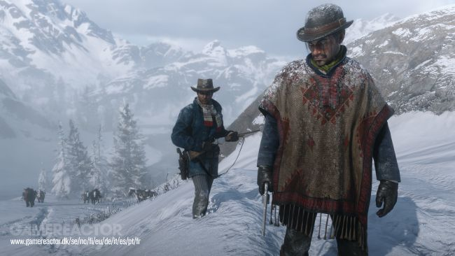 Red Dead Redemption 2 sai uuden PC-trailerin