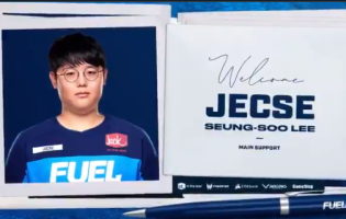 Dallas Fuel rekrytoi Jecsen