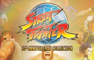 Street Fighterille 30th Anniversary -turnaussarja