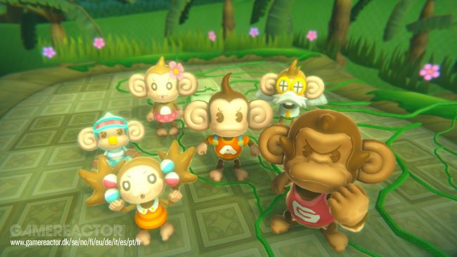 Super Monkey Ball: Banana Blitz HD ulos lokakuussa