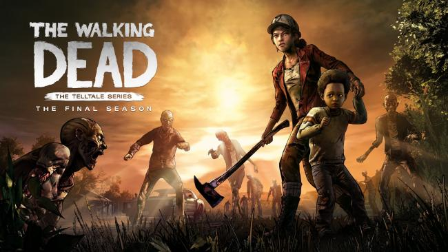 The Walking Deadin viimeinen jakso sai trailerinsa