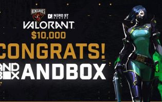 Andbox voitti Renegades Valorant Invitationalin