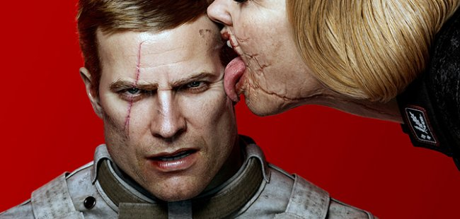 Wolfenstein II: The New Colossus - Switch-versio