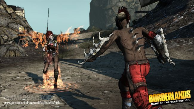 Perjantain arviossa Borderlands: Game of the Year Edition