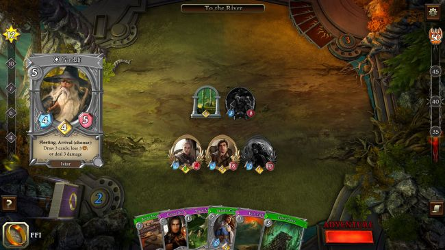 The Lord of the Rings: Adventure Card Game ulos vielä elokuun aikana
