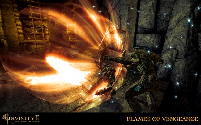 Divinity II: Flames of Vengeance