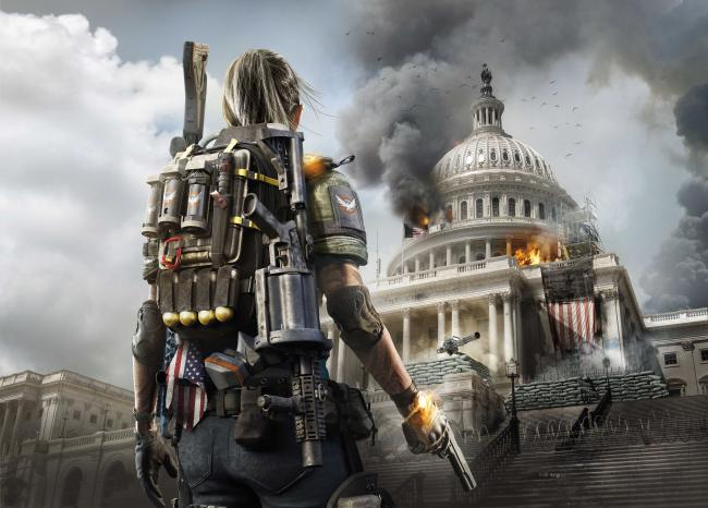 The Division 2: Dark Zone ja PvP