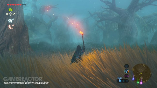 The Legend of Zelda: Breath of the Wild: opas vasta-alkajalle