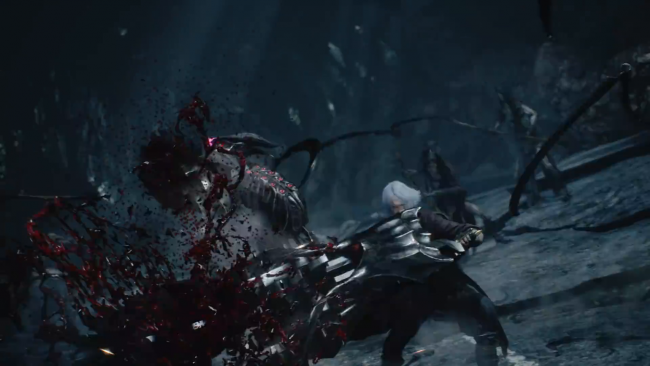 Devil May Cry 5:n uudella videolla Hyde