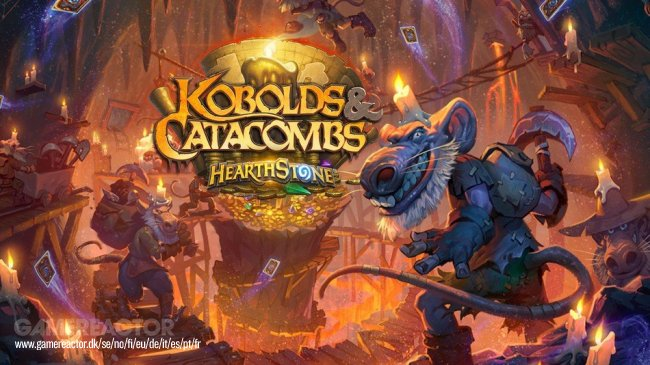Hearthstone: Kobolds & Catacombs - 10 kuumaa uutuutta