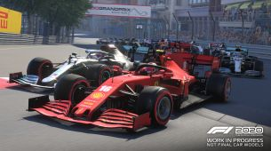 Check out F1 2020's Monaco track before Sunday's Virtual GP