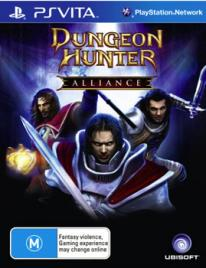 Dungeon Hunter: Alliance