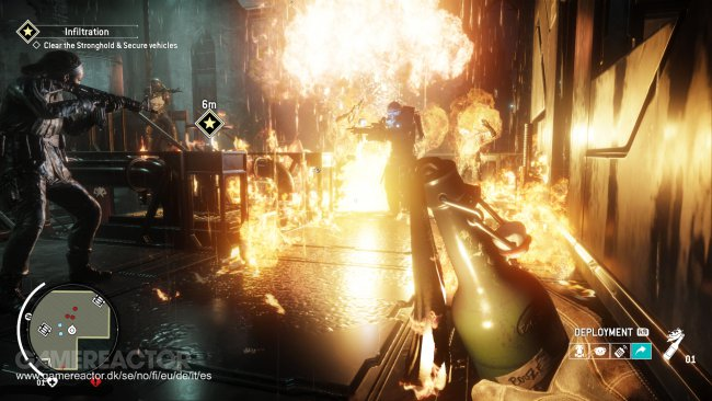 Homefront: The Revolution - coop-ennakko