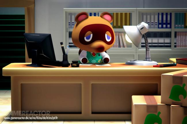 Animal Crossing: New Horizons on Nintendon oma live service -peli?